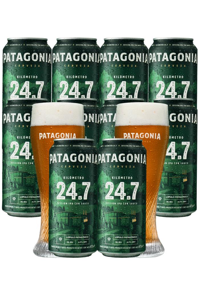 La nueva lata de Patagonia