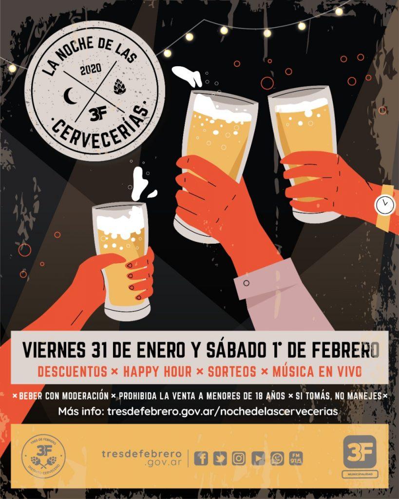 La Noche de las Cervecerías