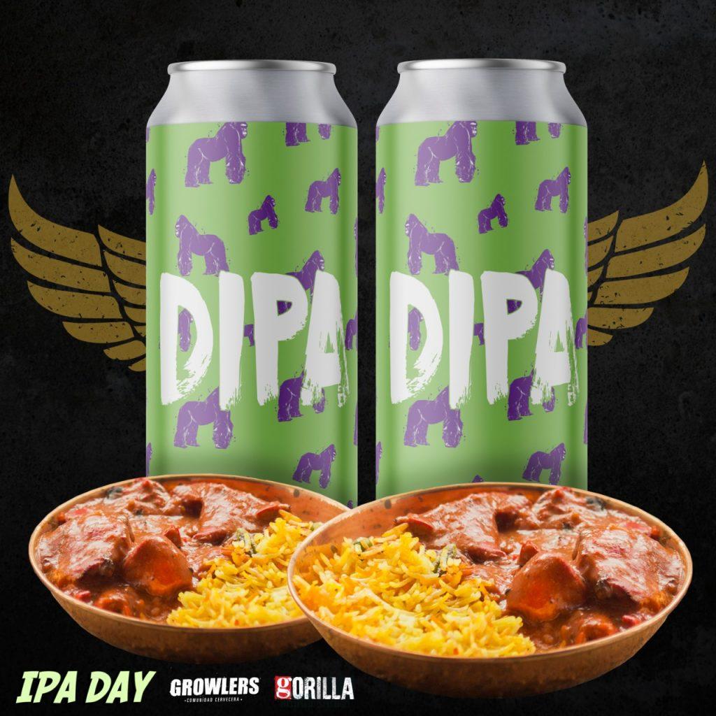 IPA Day - Growlers